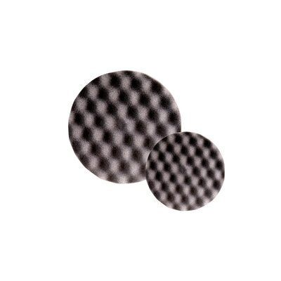 3M™ Perfect-it™ III Polierpad 05726 für Exenter, schwarz, ø 80 mm