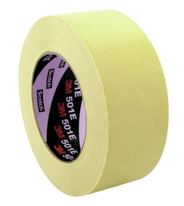 3M™ Scotch Kreppklebeband 501E, Beige 36mm x 50m